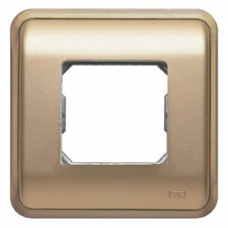 Marco 2 elementos estrechos dorado BJC Rehabitat 16662-DR - reemplazo Estrella