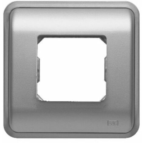 Marco 2 elementos estrechos plata BJC Rehabitat 16662-PL - reemplazo Estrella