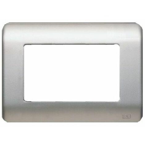 Marco 4 elementos estrechos plata BJC Rehabitat 16654-PL- reemplazo Lineal