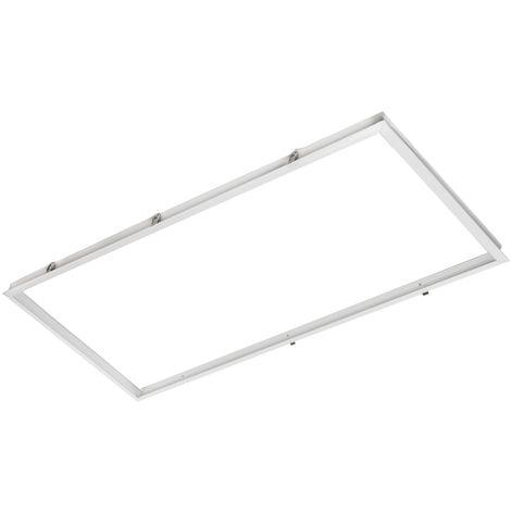 Marco Aluminio Panel LED 120x60Cm (HO-AF-1200x600)