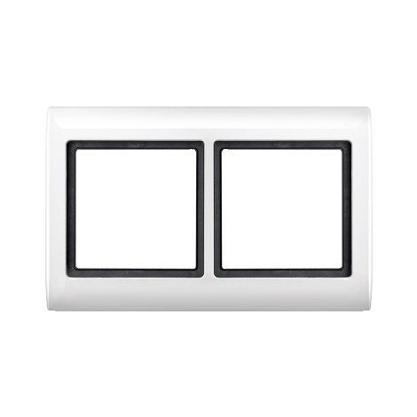 Marco Aquadesign 2 elemento Marfil SCHNEIDER ELECTRIC MTN400219