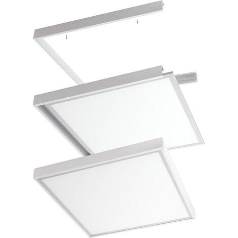 Marco Instalación Superficie Panel LED 30x30Cm (NE-M-P-300300)