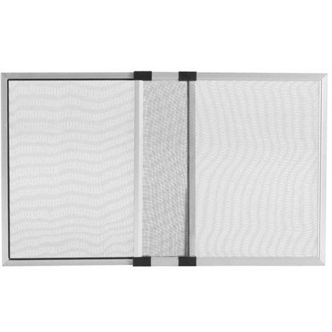 Marco mosquitero aluminio extensible 50x 50/ 94