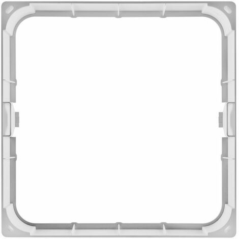 Marco para montaje en superficie Downlight cuadrado de 225x225mm de Ledvance