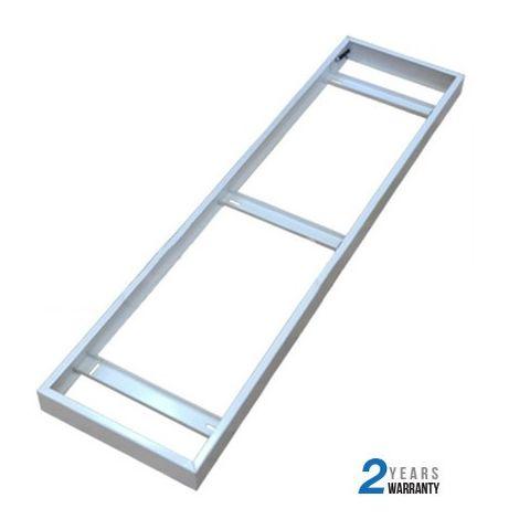 Marco para panel LED instalación en superficie 295x1195mm