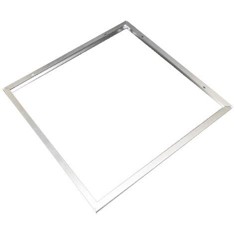 Marco para paneles Led de F-Bright para instalación en superficie 600x600mm. (F-Bright 2805008)