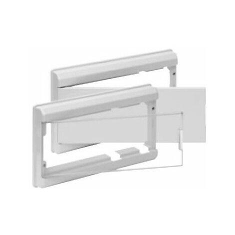 Marco y puerta BLANCO para cuadro eléctrico ICP + 12 o 18 elementos Solera 5223B