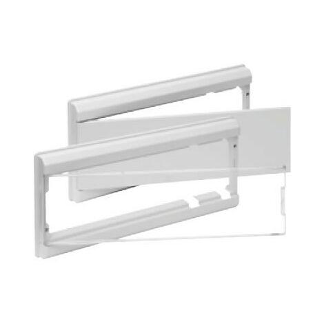 Marco y puerta BLANCO para cuadro eléctrico ICP+24 o 38 elementos Solera 5204B