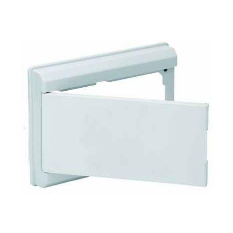Marco y puerta color blanco 5233B Solera Clásica 200x430mm