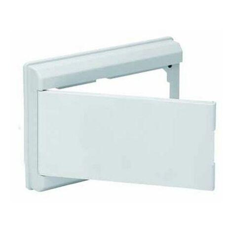 Marco y puerta color blanco 5243B Solera Clásica 200x246mm