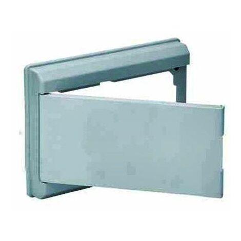 Marco y puerta color gris 5211 Solera Clásica 200x288mm