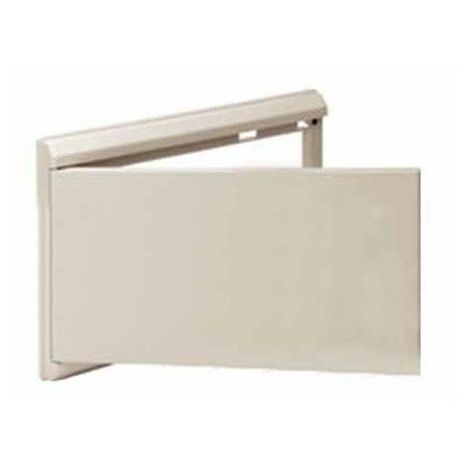 Marco y puerta color marfil 5204 Solera Clásica 276X410mm