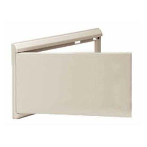 Marco y puerta color marfil 5223 Solera Clásica 200X355mm