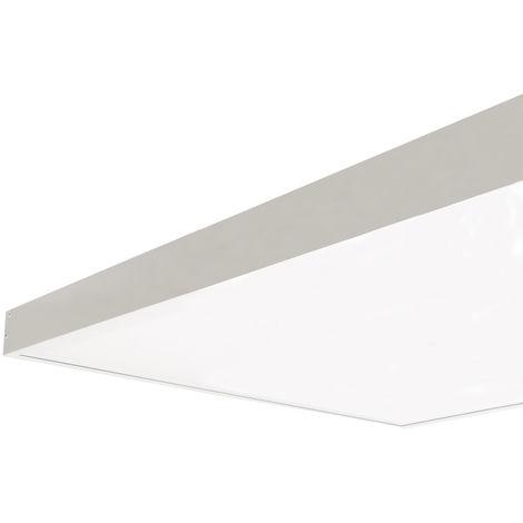 Marcos, rejillas y fijaciones para paneles LED