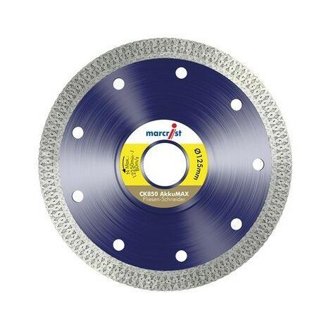 Marcrist 1853.0115.22 CK850 AkkuMAX Tile Blade 115 x 22.2mm