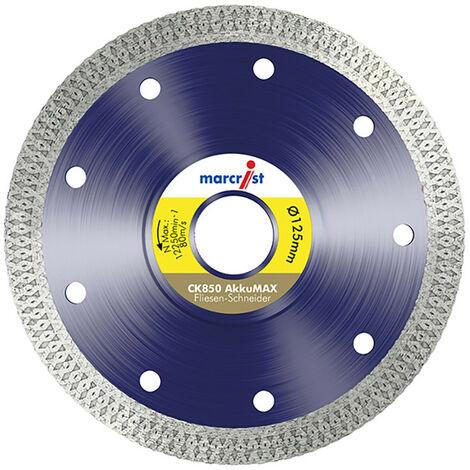 Marcrist MRCCK850115 CK850 AkkuMAX Tile Blade 115 x 22.2mm