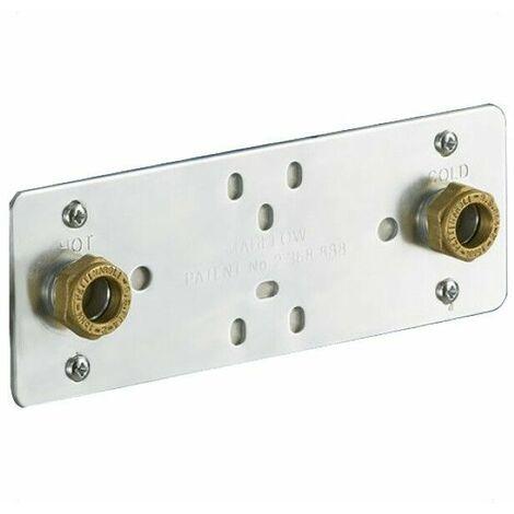 Marflow Shower PL8 - Shower Fixing Plate (PL8)