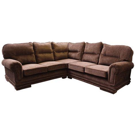 Maria Range corner sofa|12 month warranty|DesignerSofas4U