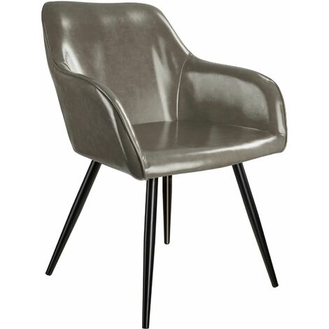 Marilyn Faux Leather Chair