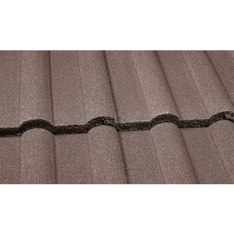 Marley Double Roman Roof Tile (Antique Brown)