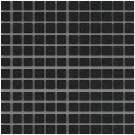 Marlin Black Mosaic Polished 30x30 Porcelain Tile