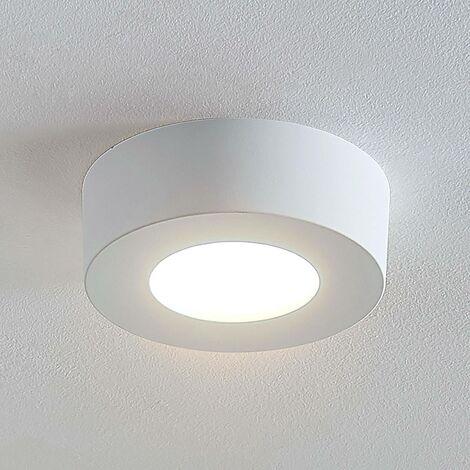 Marlo LED ceiling lamp white 3000K round 12.8cm
