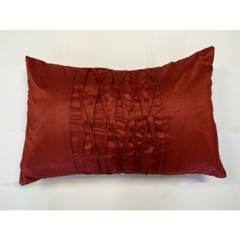 Marlow Red Oblong Cushion Cover 32x50cm
