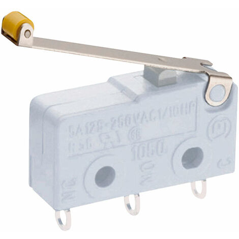 Marquardt 191.078.023 Roller Lever +2.9mm for 1050 Series Micro Switches