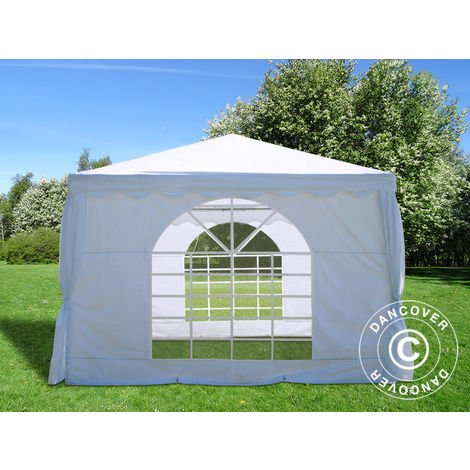 Marquee Party tent Pavilion UNICO 3x3 m, White