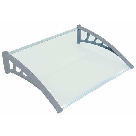 Marquesina para puertas de policarbonato/composite