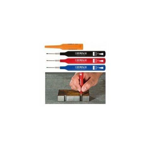 Marqueur 'lyra ink' désignation box de 20 marqueurs lyra ink (12 noirs + 5 rouges + 3 bleus)