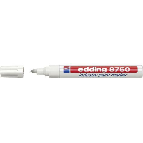 Edding 4-8750049 4-8750049 Marqueur peinture blanc 2 mm, 4 mm 1 pc(s)/emb. S204321
