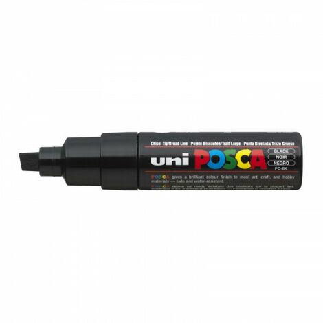 Marqueur Posca Noir 8mm