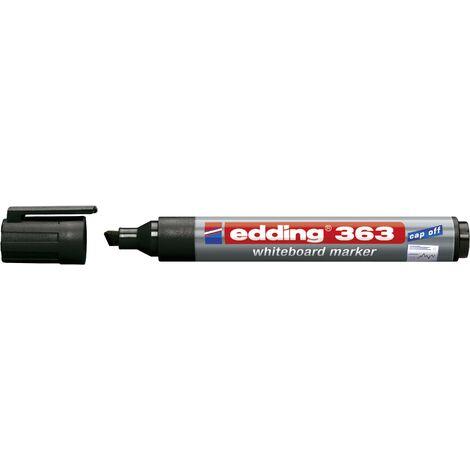 Marqueur tableau blanc Edding edding 363 4-363001 noir 1 pc(s) S204121