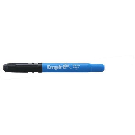 Marqueurs noirs pointes fines EMPIRE - 4pc