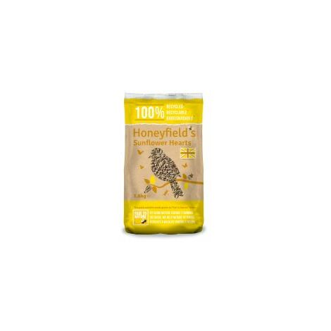 Marriages - Honeyfields Sunflower Hearts - 1.6kg