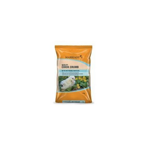 Marriages Specialist Foods Chick Crumbs (174095)