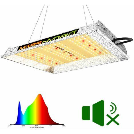 "main image of ""Mars Hydro TS 600W LED Grow Light Full Spectrum for All Indoor Plants Veg Flower - Silver"""