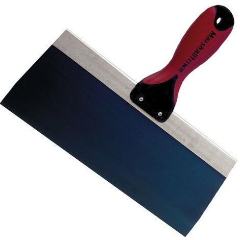 "Marshalltown M4508D Taping Knife Blue Steel 8"" x 3"" Durasoft 2 Handle"