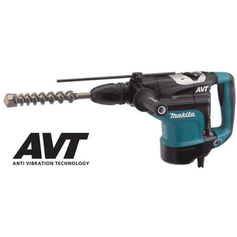 Marteau 1.350W 45mm SDS-MAX AVT Makita
