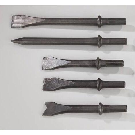 Marteau burineur à air comprimé - jeu - 5 piècesWestfalia