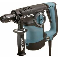 marteau burineur Makita HR2811FT, SDS-Plus + burin . kit de 5 pieces
