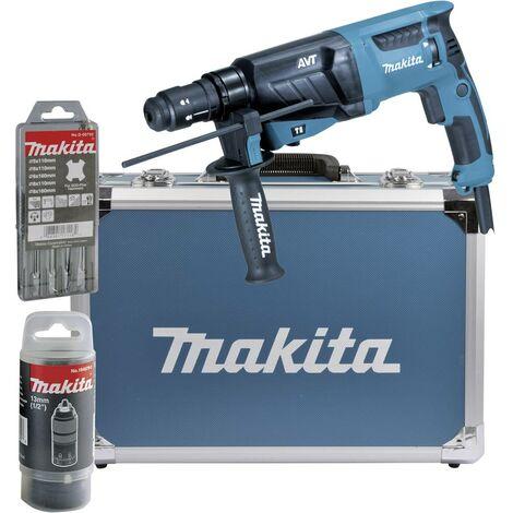 Marteau combiné Makita HR2631FT13 HR2631FT13 SDS-Plus- 800 W 1 pc(s)