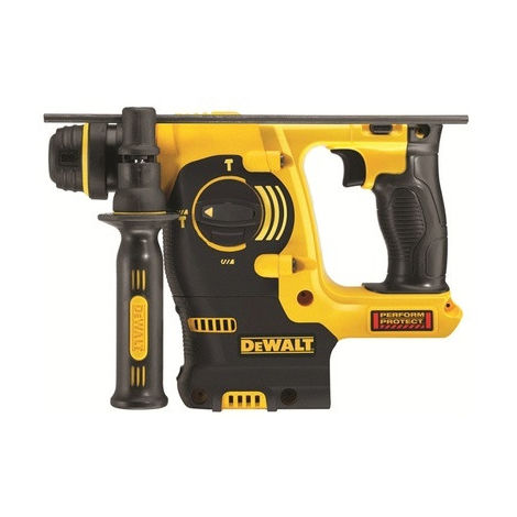 Marteau electronique XR SDS-PLUS 18V 2.1J sans chargeur / batterie Dewalt