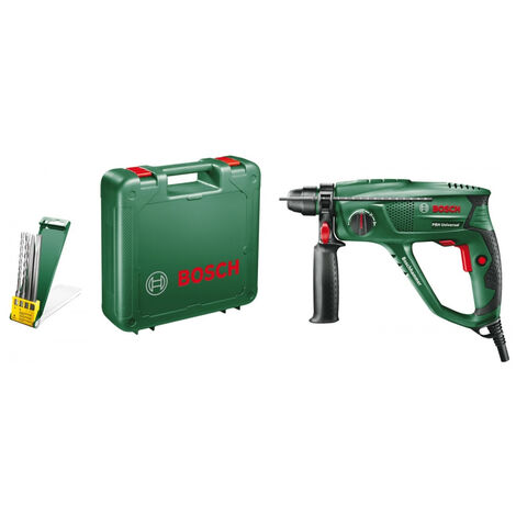 Marteau perforateur 550W SDS PLUS Bosch PBH2100RE 1,7 Joules