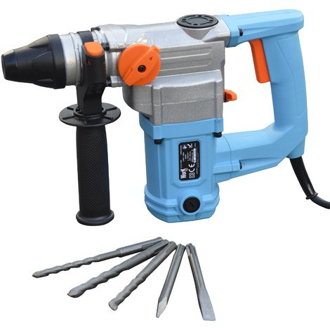 Marteau perforateur 800W SDS - Work Men