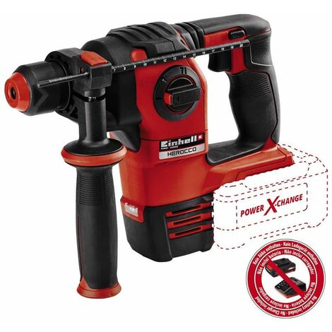 Marteau perforateur sans fil HEROCCO Power X-Change