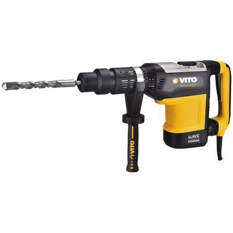 Marteau perforateur VITO POWER SDS-max 500 W. Coffret Professionnel