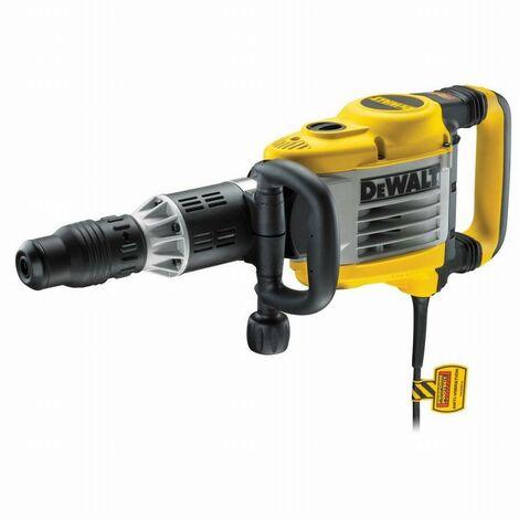 Marteau piqueur DEWALT SDS MAX 1550W 19 joules - D25902K
