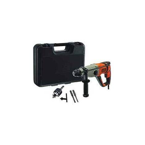 Martillo Combinado SDS-Plus 800W con maletín Black&Decker